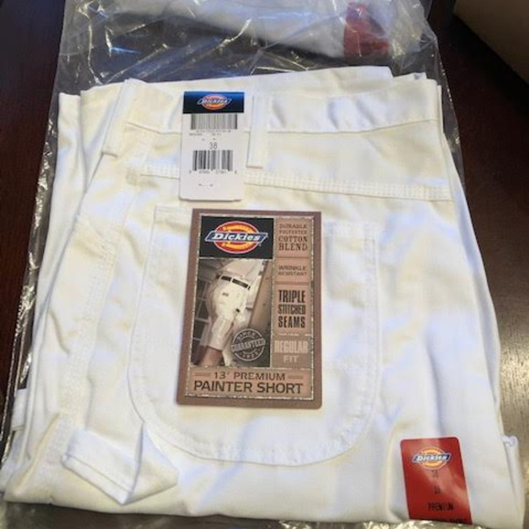 "DICKIES Other - Dickies Painter's Shorts NEW 13"" Size 38 Regular"